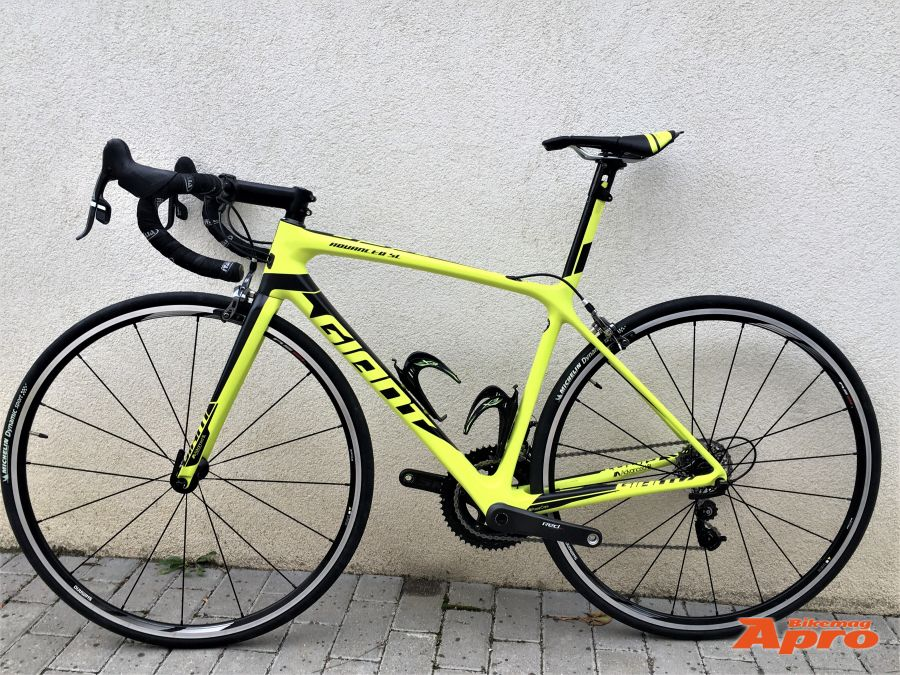 GIANT TCR ADVANCED CARBON SRAM RED/FORCE